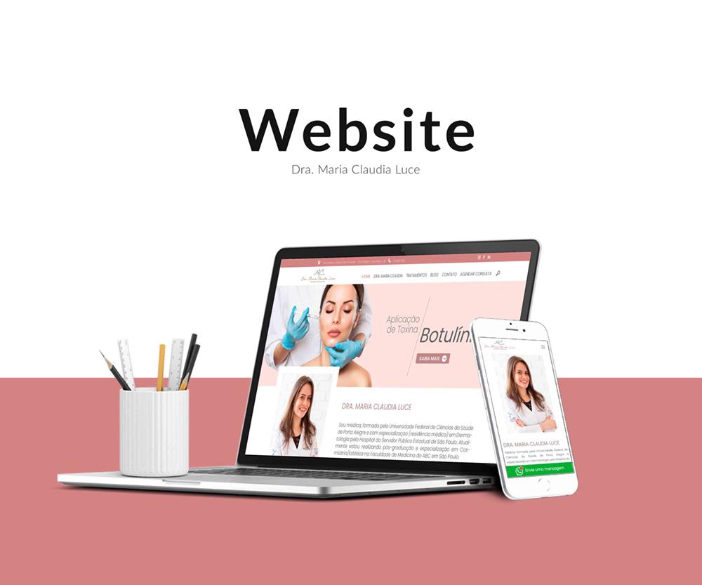 Site Dra. Maria Claudia